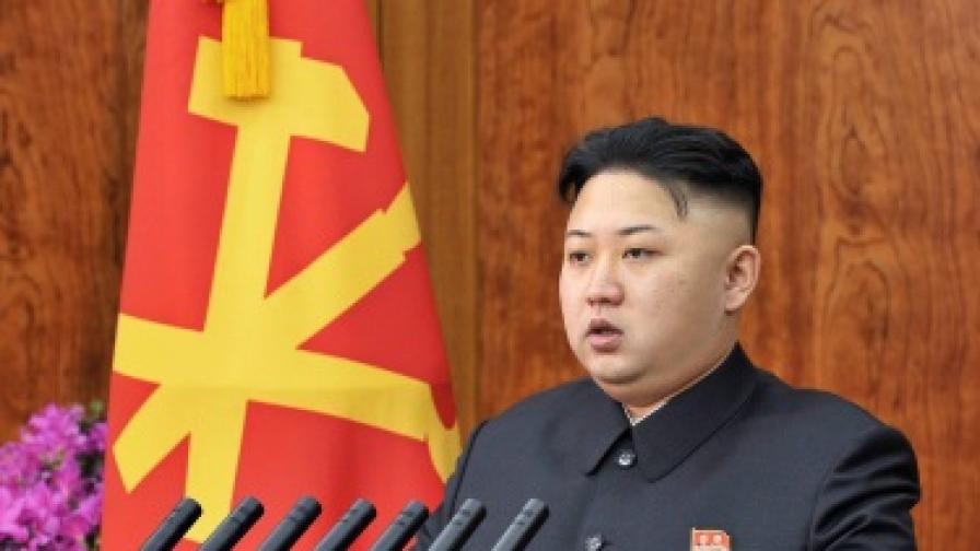Ким Чен-ун иска да прави КНДР икономически гигант