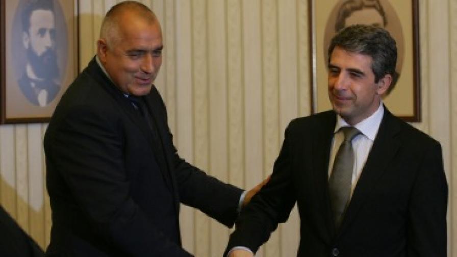 2012-та беше последната пълна година на правителството на Бойко Борисов и първата година на президента Росен Плевнелиев на този пост