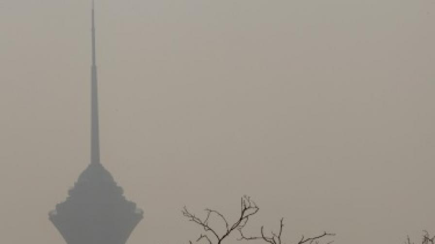 Техеран: Почивни дни заради смога