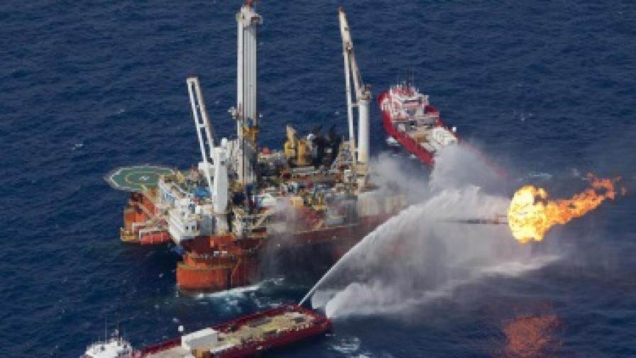 $1,4 млрд. за петролния разлив в Мексиканския залив