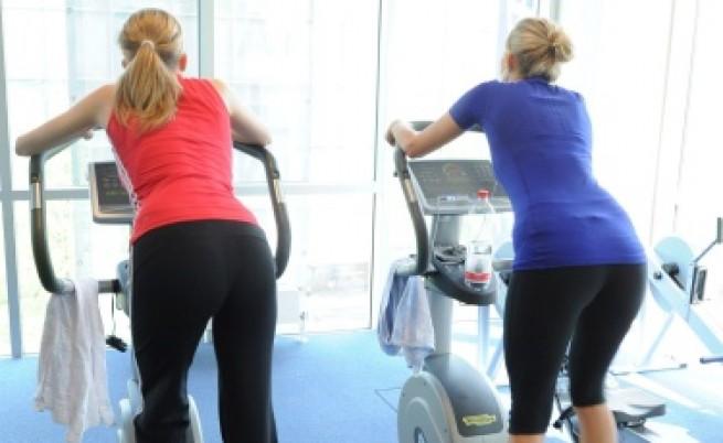 Топим мазнините с 30-секундни упражнения