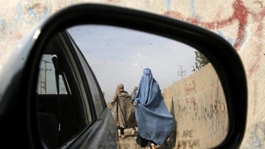 Самоубийствата на булките деца в Афганистан