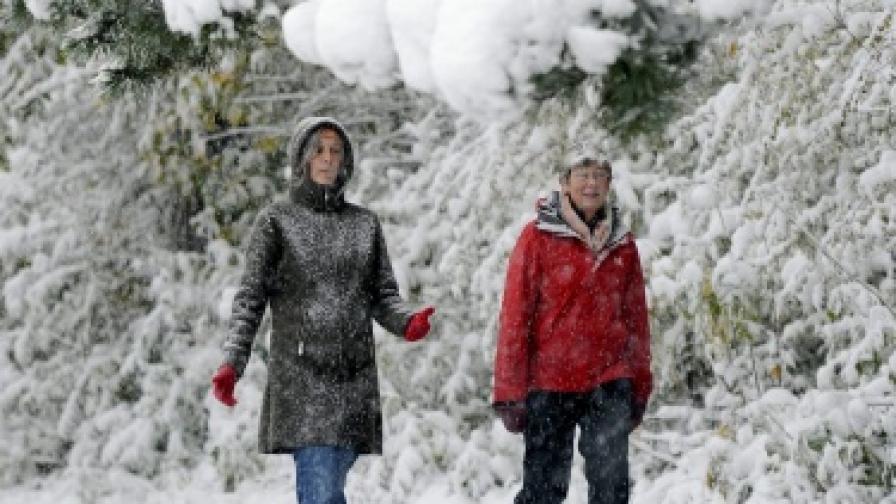 Разходките намаляват риска от инсулт при жените