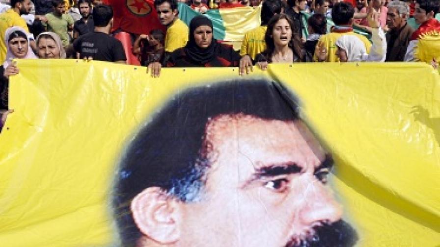 Йоджалан наредил на ПКК да спрат атентатите в Турция