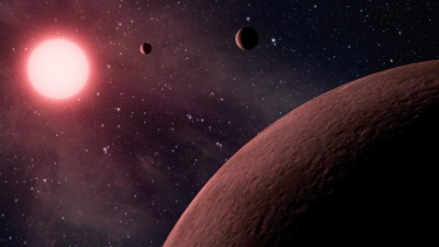 17 млрд. планети в нашата галактика са подобни на Земята
