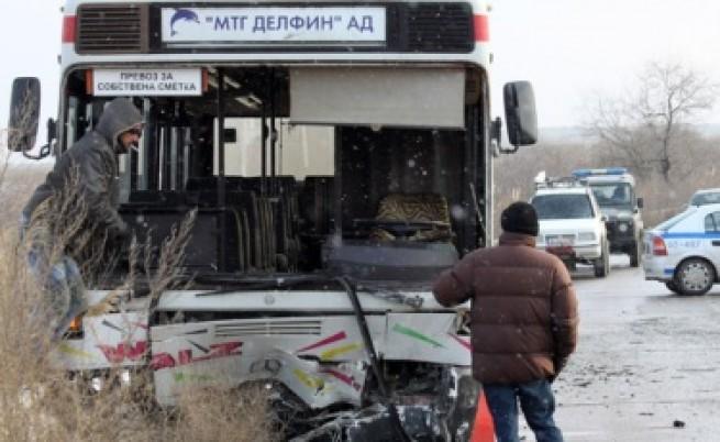Дупките на пътя са виновни за 1100 катастрофи през 2012 г.