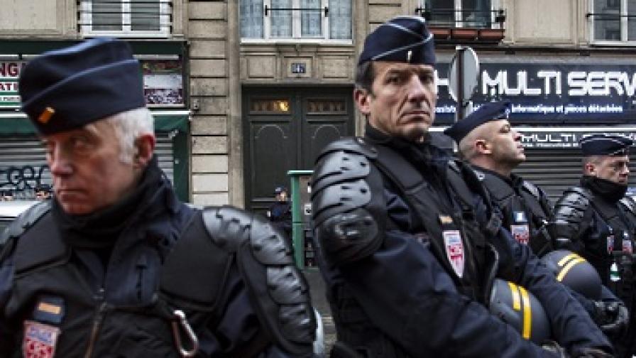 Разстреляха три кюрдки в Париж