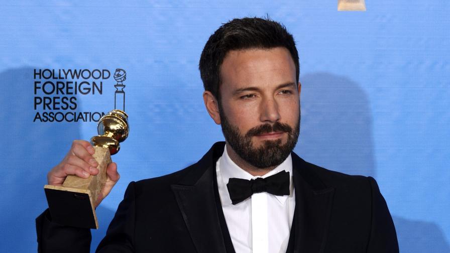 """""""Арго"""" на Бен Афлек с две награди """"Златен глобус"""""""