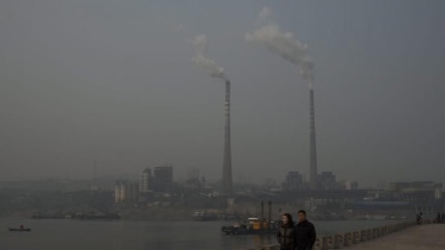 Смог захлупи Пекин