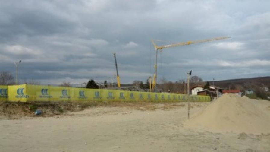 МОСВ: Комплексът в Иракли е на урбанизирана територия