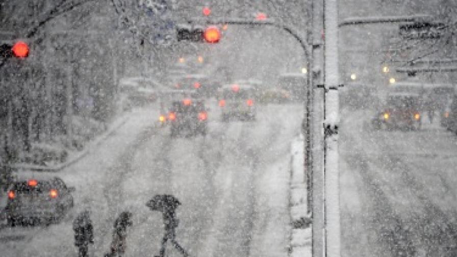 Зимни неприятности за Токио