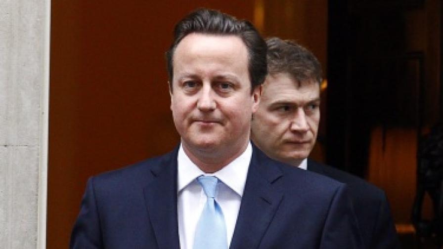 Великобритания - с единия крак в ЕС, с другия - извън