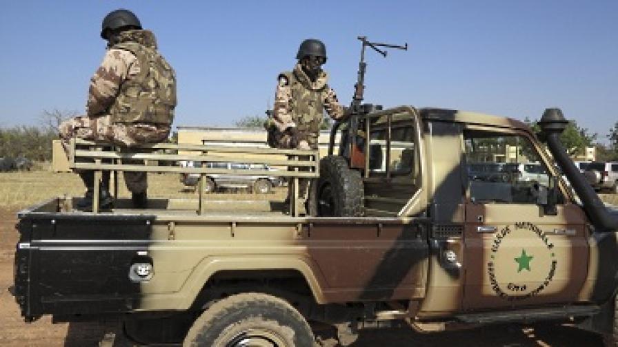 ЕС изпраща тренировъчна военна мисия в Мали
