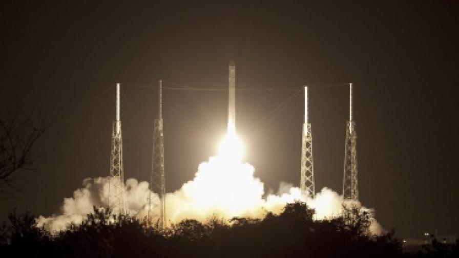 """НАСА и ЕКА ще работят по създаването на космическия кораб """"Орион"""""""