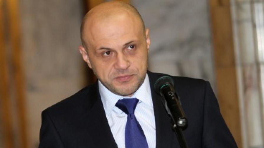 Томислав Дончев: ГЕРБ работи и постига резултати