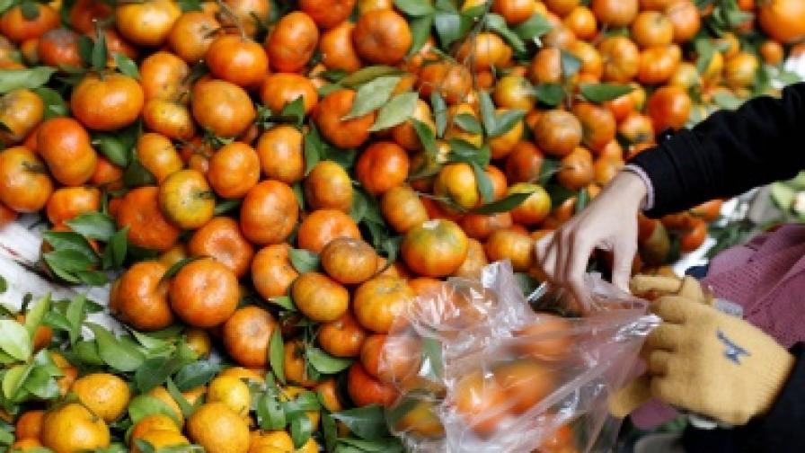 Плодовете и зеленчуците ни правят по-големи оптимисти