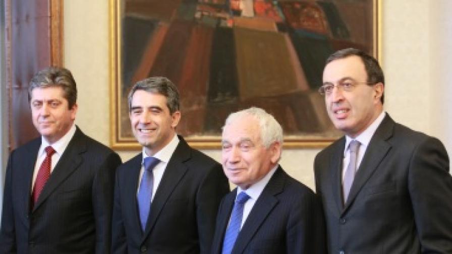Четиримата президенти: Различни сме, но имаме обща кауза