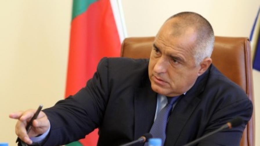 Бойко Борисов за водната криза в Севлиево: Много ви се карах, но е имало ефект
