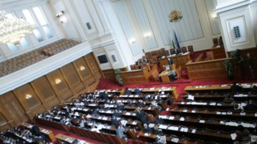 Открита е нова процедура за избор на конституционен съдия