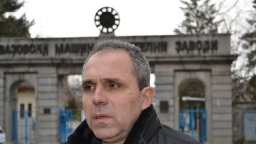 Д. Атанасов: 600 души ще бъдат съкратени във ВМЗ-Сопот