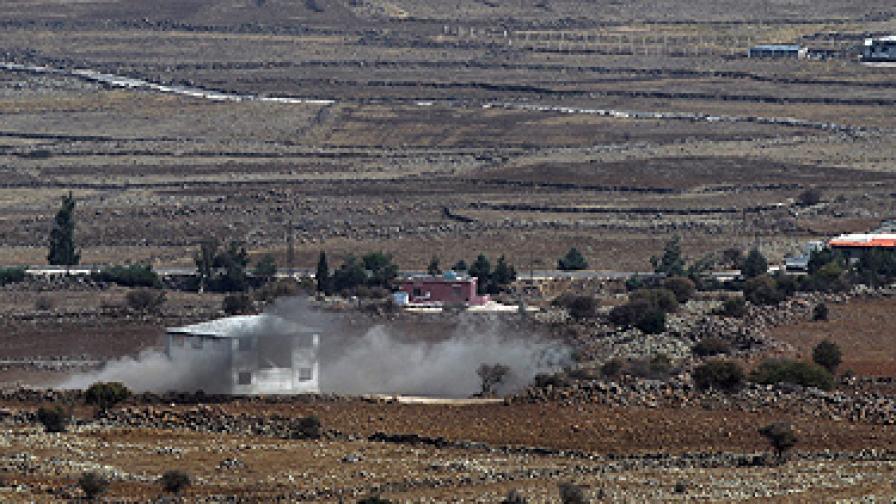 Сирия и Иран плашат Израел с ответен удар