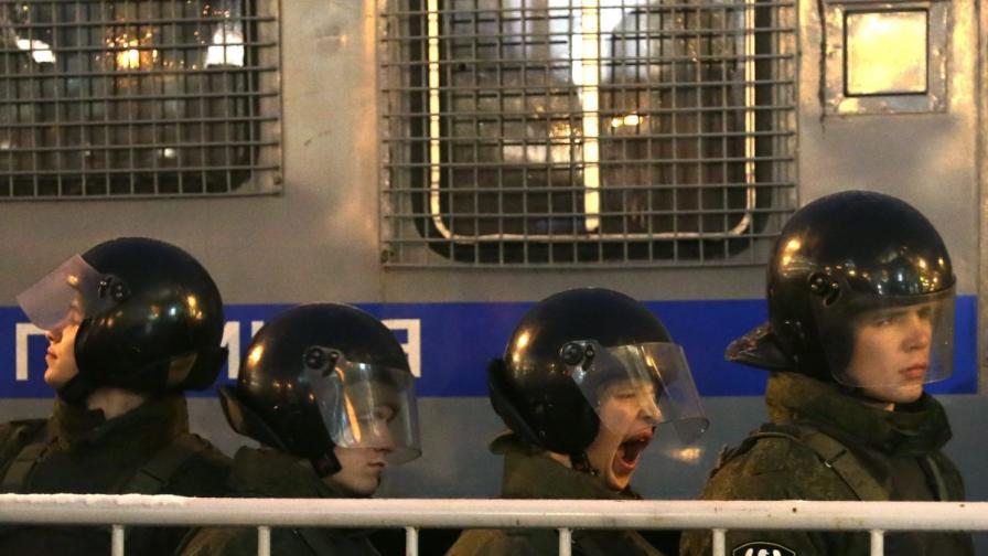 """""""Хюман райтс уоч"""": Репресиите в Русия са все по-жестоки"""