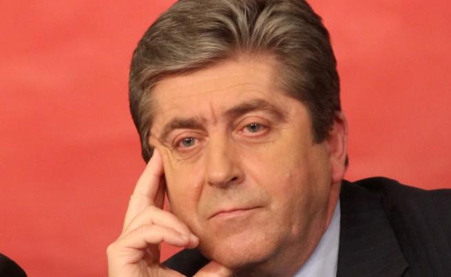 Георги Първанов: Цветанов лъже