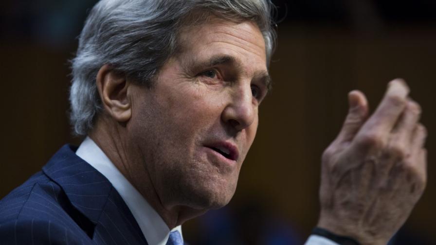 Джон Кери встъпи в длъжност като държавен секретар на САЩ