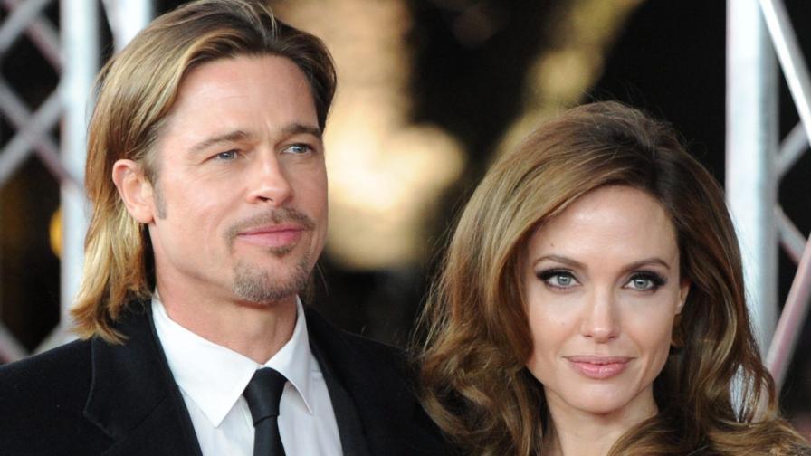 Как Джоли и Пит поддържат романтиката жива?