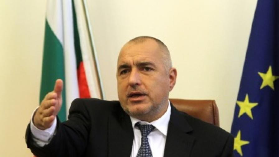 Борисов: ДНК бе последната брънка в разследването на атентата