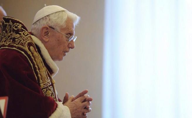 Кой е Бенедикт XVI?