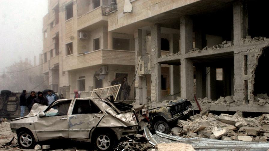 Броят на жертвите на гражданската война в Сирия вероятно вече е близо 70 хил. души