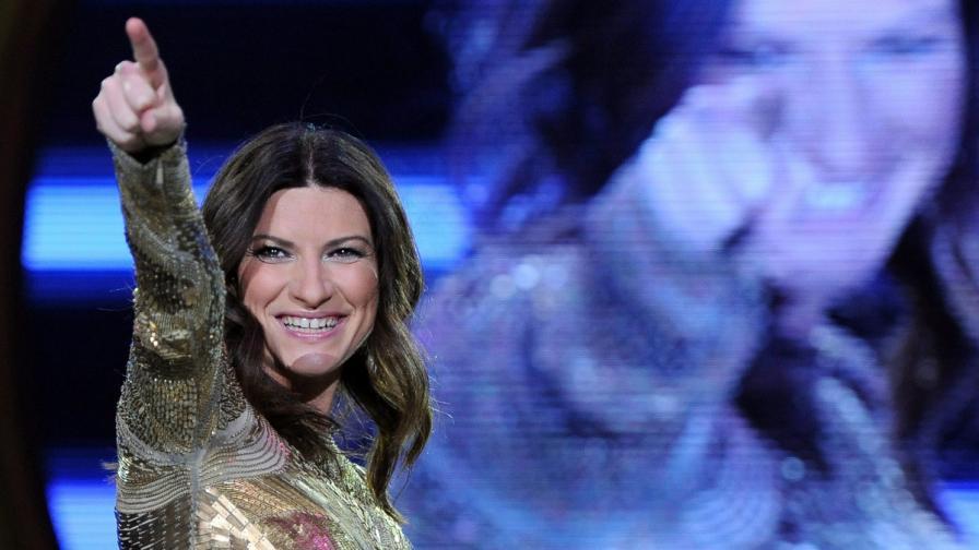 Лаура Паузини стана майка за първи път