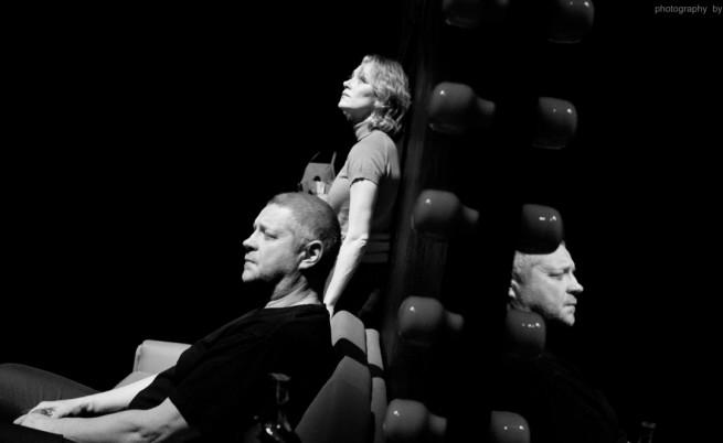 """Койна Русева и Владимир Люцканов в """"Часът на вълците"""", реж. Десислава Шпатова"""