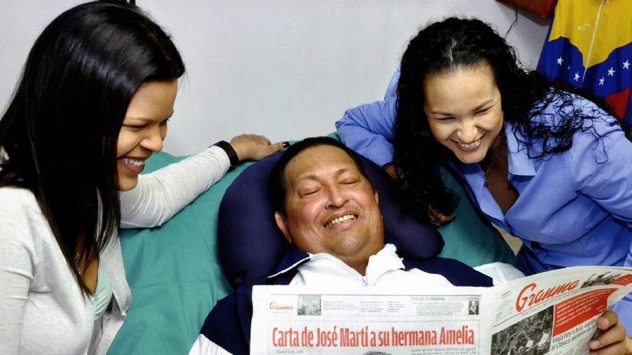След 2 месеца спекулации Венецуела разпространи снимки на Чавес
