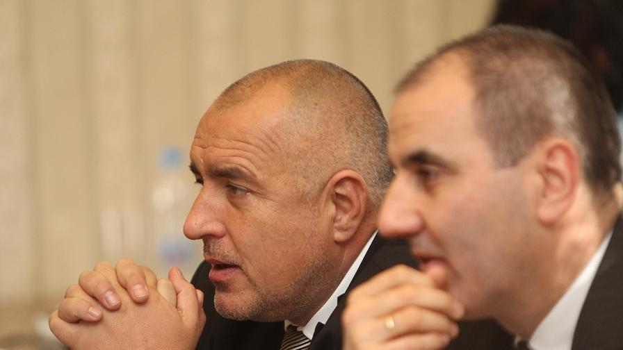 Борисов и Цветанов