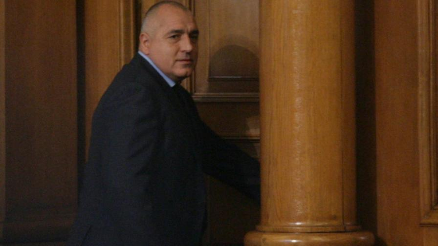 Борисов: Не полагам асфалт, за да се лее кръв по него