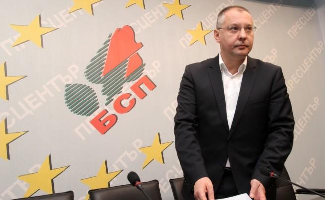 Станишев: Президентът трябва час по-скоро да сформира служебно правителство