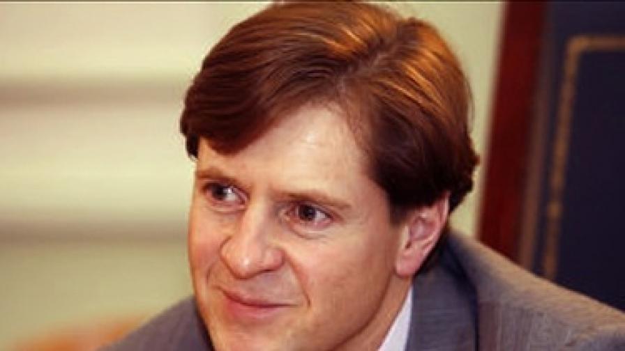 Лондон даде политическо убежище на руски банкер