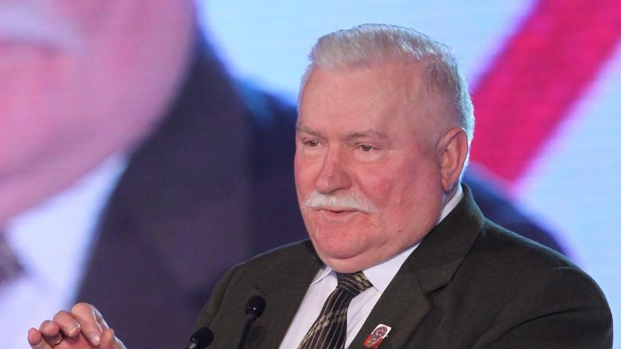 Лех Валенса шокира поляците с антигей изявление