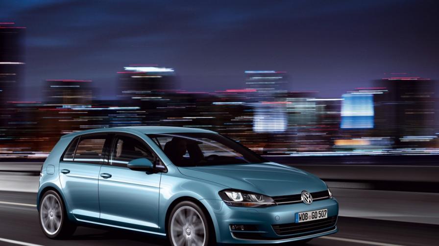 """VW Голф"" е автомобил на годината в Европа"