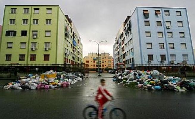 Евростат: Кой какво прави с боклука в ЕС