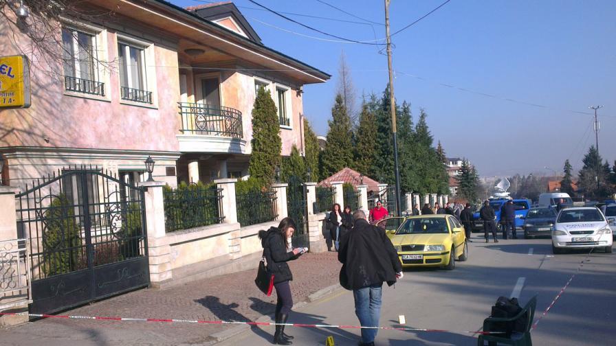 "Домът на Брендо на бул. ""Пушкин"""