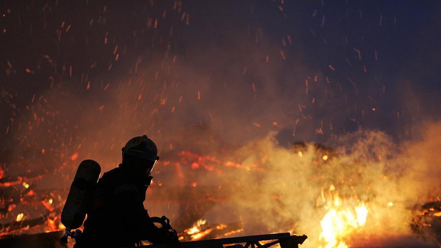 Три деца са загинали при пожар в ромския квартал на Видин