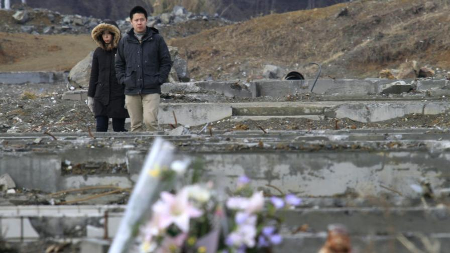 Оцелели от вълните цунами в Япония виждат духове