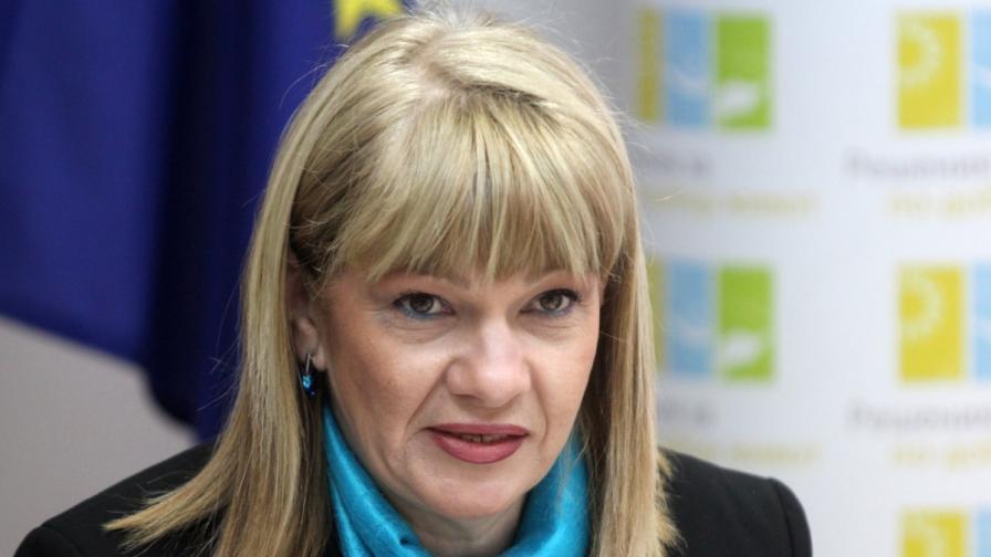 Нона Караджова: Следващото правителство ще решава за лифта в Банско