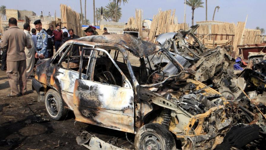 16 жертви при двоен атентат на сирийско-турската граница