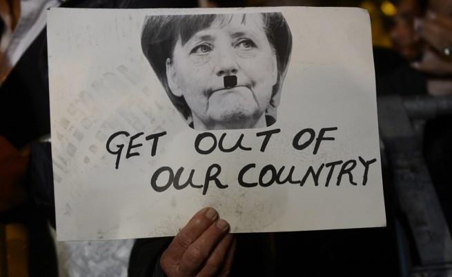 Кой е виновен за кипърската криза? Меркел, естествено!