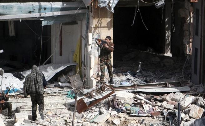 Нови информации за химическа атака в Сирия