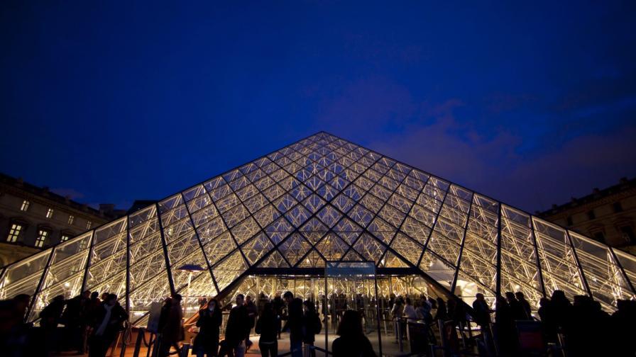 Най-посещаваните музеи в света са...